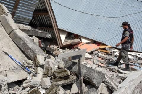 Gempa di Lombok, PM Singapura Ucap Belasungkawa kepada Jokowi