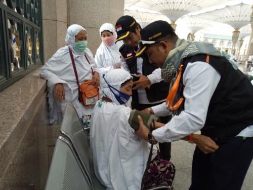 Tim Gerak Cepat Sektor Khusus Masjid Nabawi, Mulyadi sedang