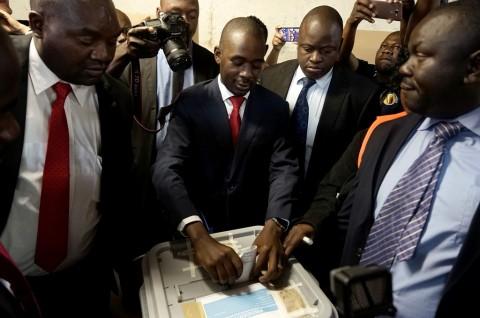 Oposisi Klaim Kemenangan dalam Pemilu Zimbabwe