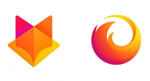 Mozilla Rombak Desain Firefox