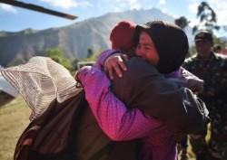 Seluruh Korban Gempa di Gunung Rinjani Telah Dievakuasi