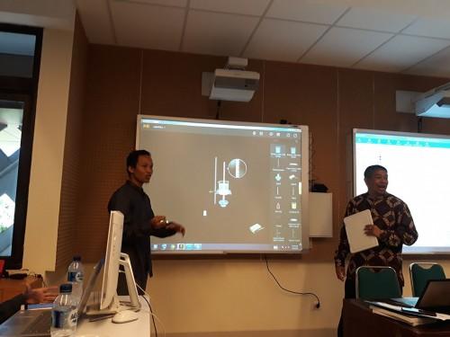 Proses pembelajaran berbasis TIK, Medcom.id/Citra Larasati.