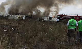 Pesawat Jatuh di Meksiko, 101 Penumpang Selamat