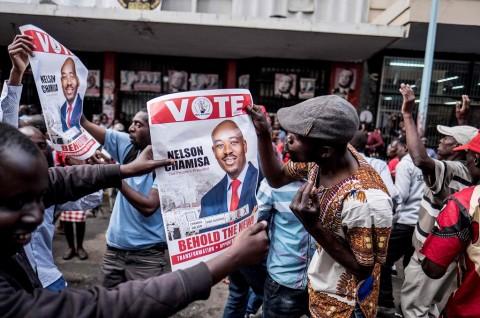 Uni Eropa akan Laporkan Hasil Pengamatan Pemilu Zimbabwe