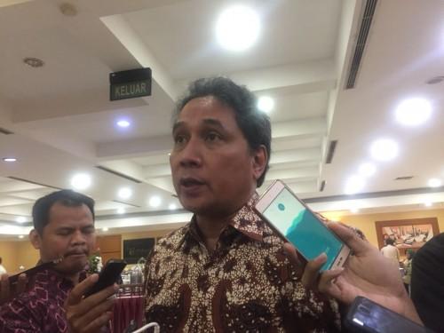 Direktur Jenderal Kebudayaan Kemendikbud Hilmar Farid,