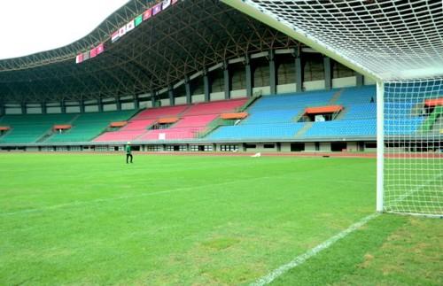 Bekasi kini memiliki stadion yang tak kalah dengan stadion Piala