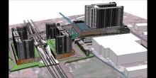Metrostater, Terminal Terpadu Depok Berbasis TOD