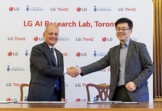 LG Bangun Lab AI Baru di Kanada