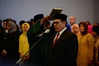 Agus Joko Pramono Dilantik Lagi jadi Anggota BPK