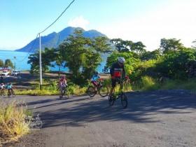Gowes Eksotis di Pulau Rempah- rempah