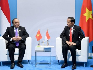 Presiden Jokowi Diundang Lakukan Kunjungan Kenegaraan ke Vietnam