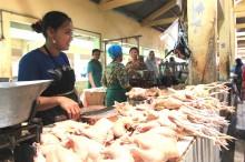 Daging dan Telur Ayam Penyumbang Besar Inflasi Jabar