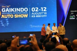 GIIAS 2018 Officially Opened