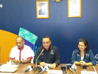 Indonesia to Announce 350 Asian Games Athletes