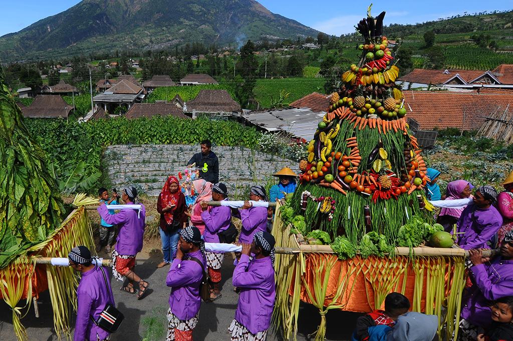 Melihat Tradisi Tungguk Tembakau di Boyolali