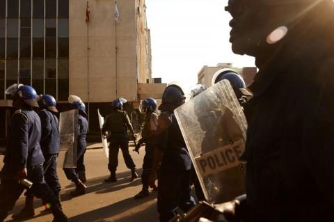 Ketegangan Mewarnai Hasil Pemilu Zimbabwe, Pedemo Ditembaki