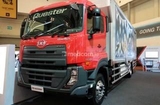 Pasar Truk Ringan Ramai, UD Trucks Bidik Bisnis Logistik
