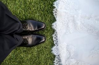 1000 Gaun Siap Dijajal Calon Pengantin di <i>Wedding</i> <i>Bazaar</i>
