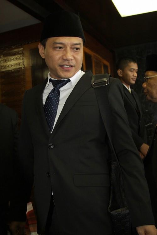 Anggota Komisi X DPR RI, Anang Hermansyah, MI/Susanto