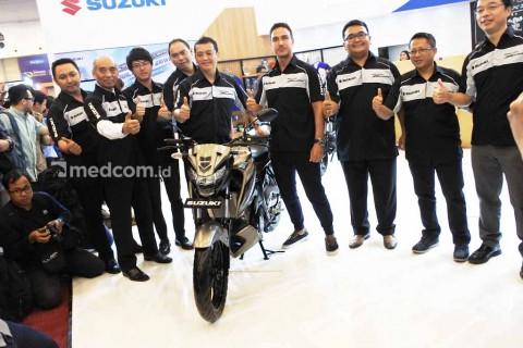 Suzuki Kenalkan GSX150 Bandit, Harga Resmi Menyusul