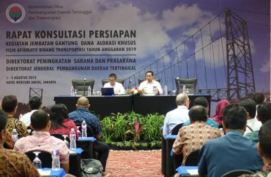 DAK Afirmasi Diharapkan Menjawab Persoalan Khusus Daerah Tertinggal