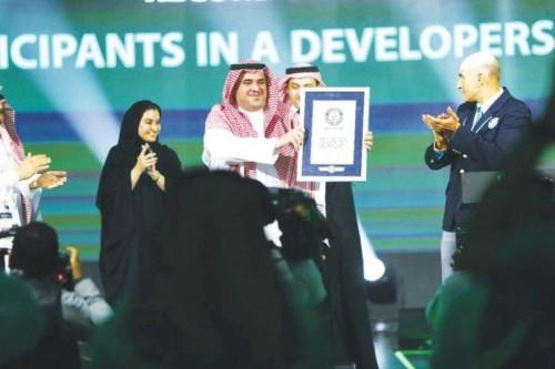 Pelaksanaan Hajj Hackathon yang mengundang banyak peserta (Foto: