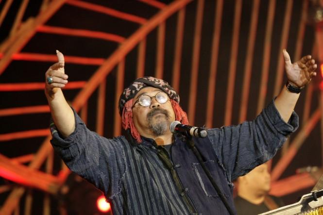 Djaduk Ferianto pendiri Jazz Gunung (Foto: Dok. Jazz Gunung 2018)