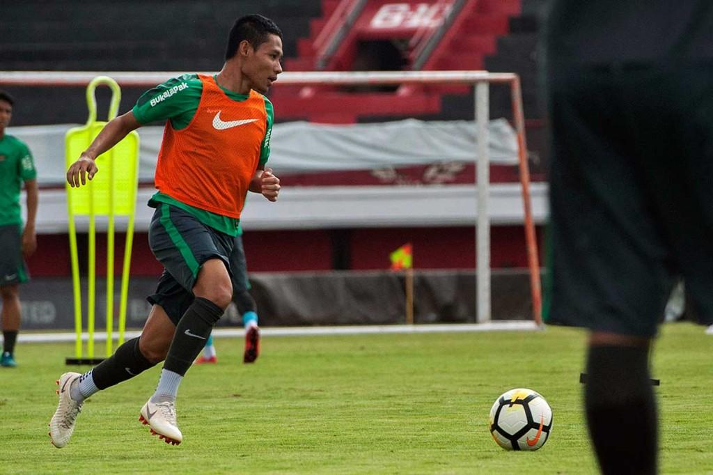 Timnas U-23 Latihan Intensif