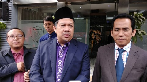 Fahri Hamzah Ancam Sita Kantor DPP PKS