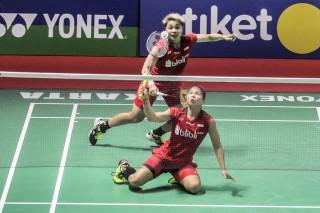 Bekap Unggulan Tiongkok, Greysia/Apriyani Lolos ke Semifinal