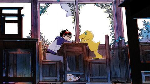 Ini Kabar Terbaru Digimon Survive