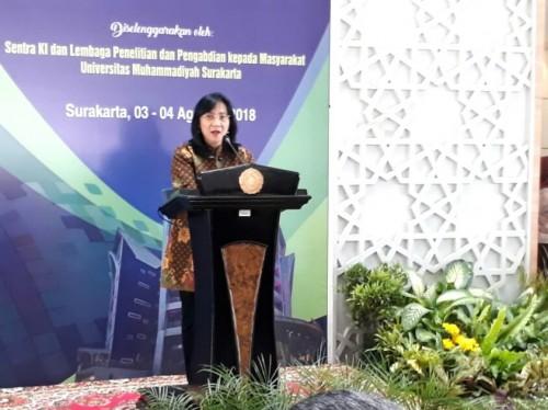 Direktur Jendral IKM (Industri Kecil dan Menengah) Kementerian