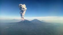 Gunung Merapi Masih Berstatus Waspada