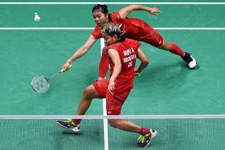 Greysia/Apriyani Terhenti di Semifinal Kejuaraan Dunia