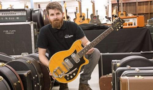 Gitar George Harrison  Kembali Dilelang (Foto:PA)