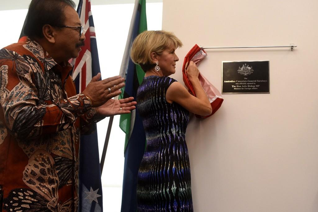 Australia Resmi Buka Konsulat Jenderal Pertama di Surabaya