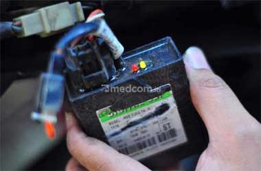 CDI adalah komponen pengapian yang juga patut di cek jika api