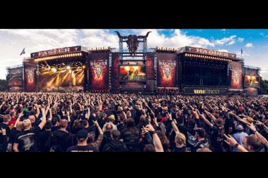 Festival musik metal Wacken Open Air (Foto: Metalrecusantas.com)