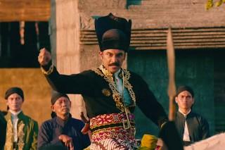 Trailer Film Sultan Agung Perlihatkan Perjuangan lawan Penjajah