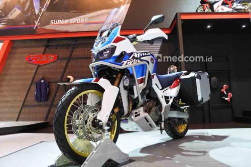 Honda Africa Twin Adventure Sports dibanderol Rp585 juta.