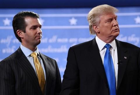 Pengakuan Trump soal Pertemuan Putranya dengan Rusia