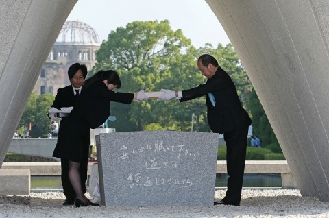 Jepang Peringati 73 Tahun Serangan Bom Atom di Hiroshima