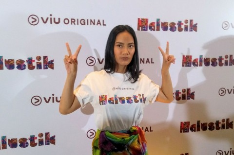 Serial Terbaru Tara Basro Bermula dari Konflik Batin Penulisnya