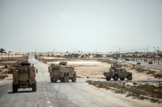 Militer Mesir Bunuh 52 Militan di Semenanjung Sinai