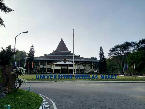 Universitas Sebelas Maret, Solo. Medcom.id/Pythag Kurniati