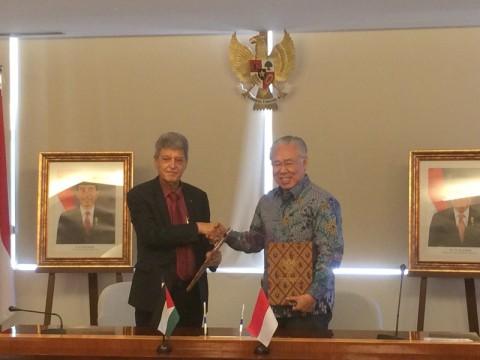 Indonesia-Palestina Sepakati Penghapusan Bea Masuk Kurma dan Minyak Zaitun