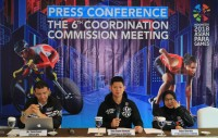 INAPGOC Gelar Rapat Koordinasi Terakhir Para Games 2018