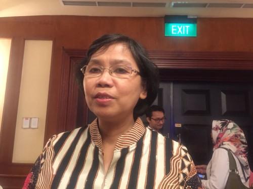 Deputi Bidang Tumbuh Kembang Anak KPPPA, Lenny N. Rosalin,
