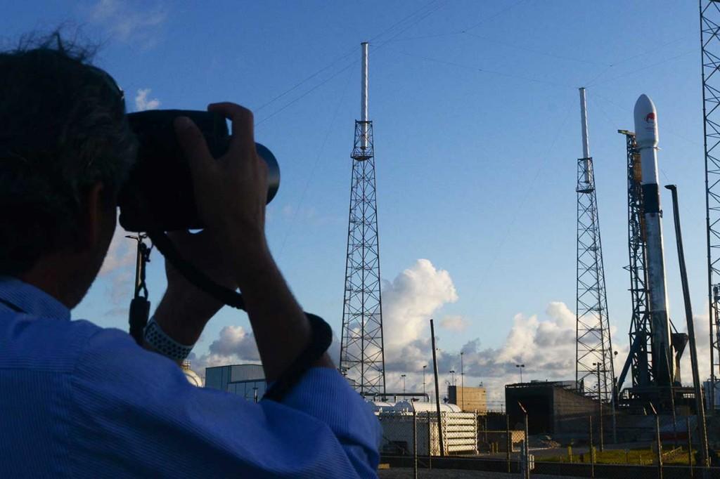 Satelit Merah Putih Siap Diluncurkan