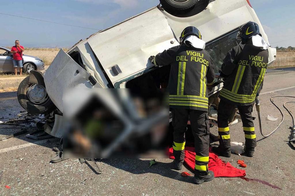 12 Buruh Tewas dalam Kecelakaan di Italia